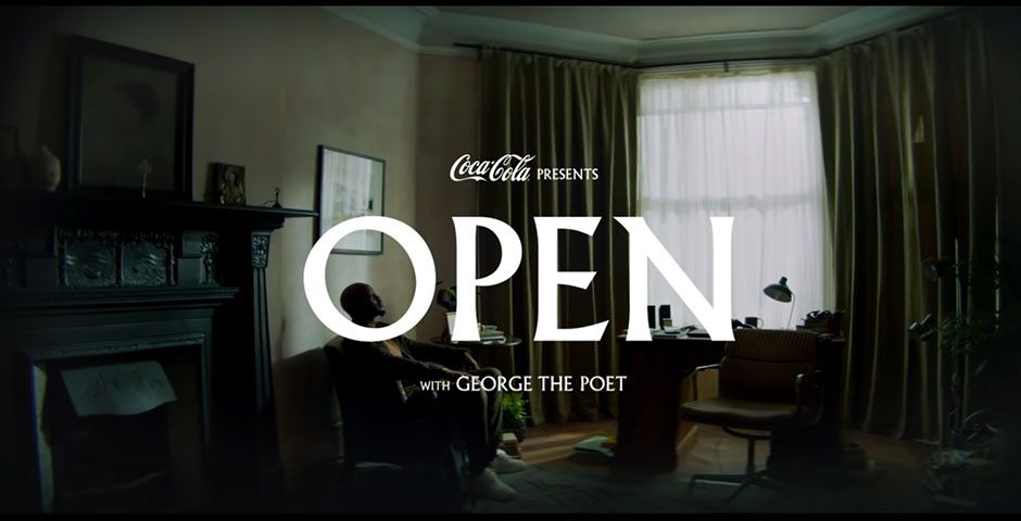 Coca-Cola - Open Like Never Before