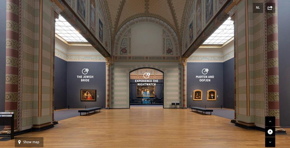 Rijksmuseum Masterpieces Up Close
