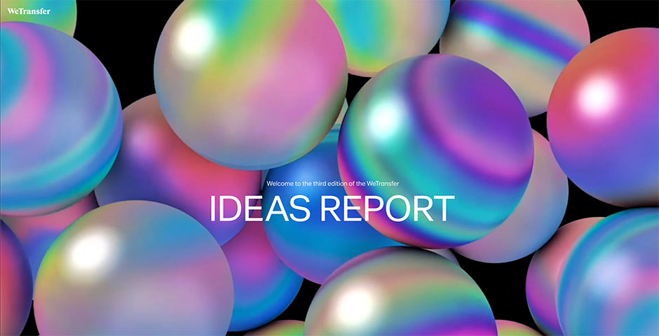 The Ideas Report 2020