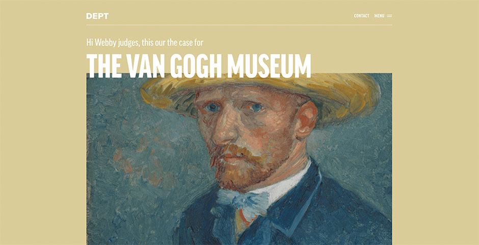 Transforming the Van Gogh museum