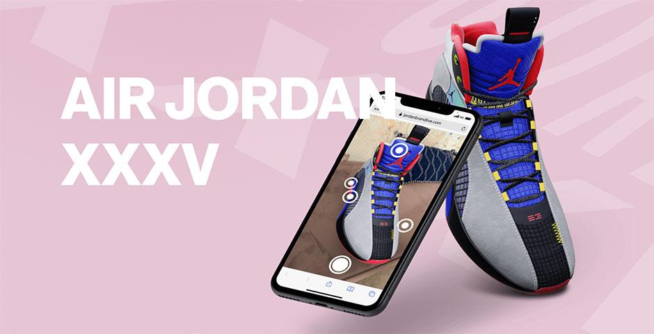 Air Jordan: XXXV Unveil