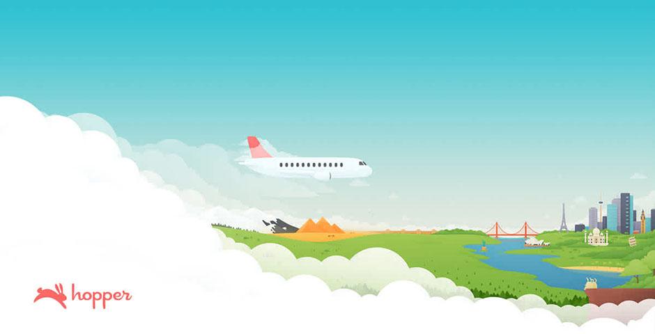 Hopper app logo