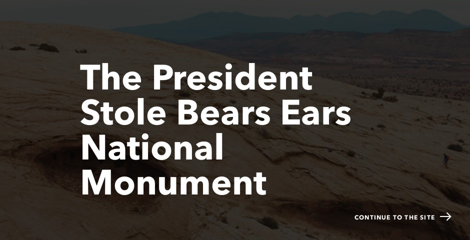 This is Bears Ears