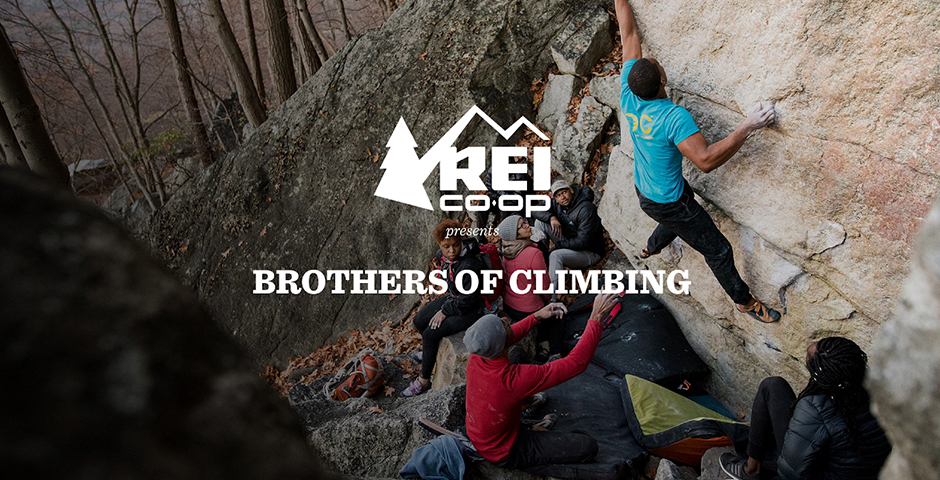 Nominee - Brothers of Climbing