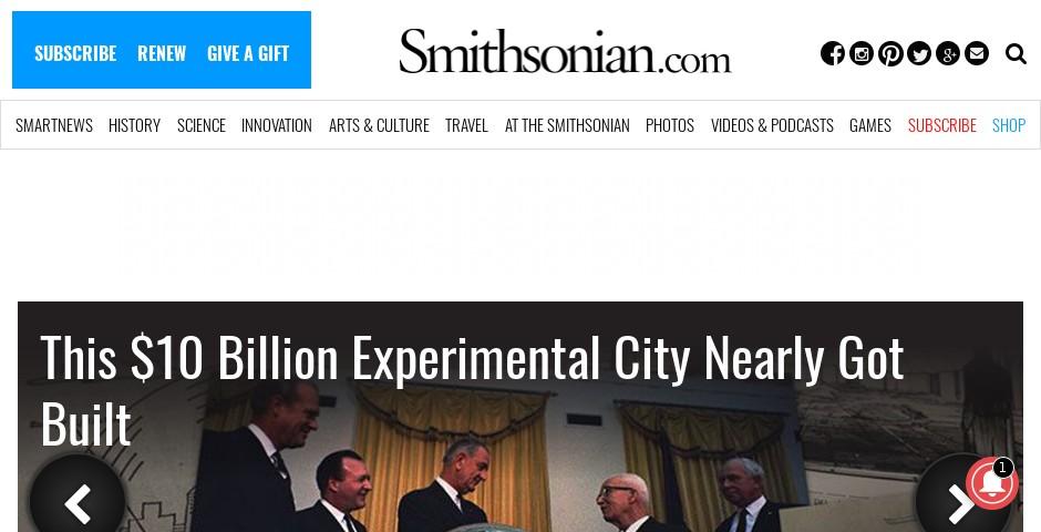 Nominee - Smithsonian.com