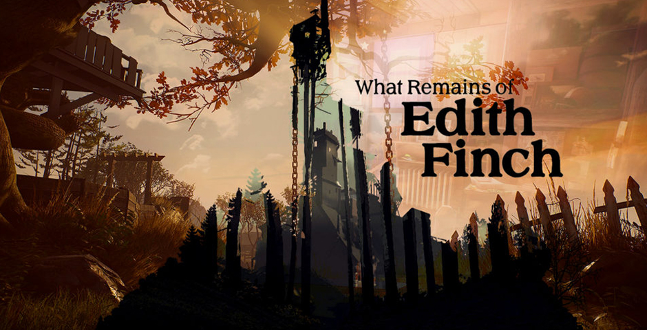 Webby Award Nominee - What Remains of Edith Finch