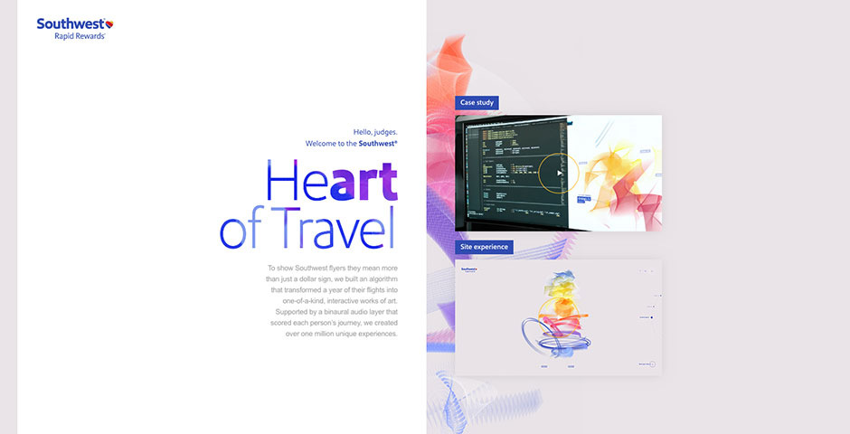 Nominee - Heart of Travel