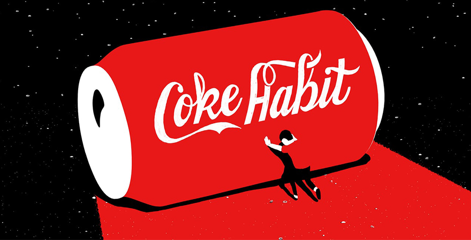 2018 Webby Winner - Coke Habit