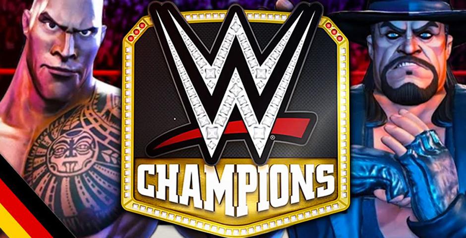 2018 Webby Winner - WWE Champions