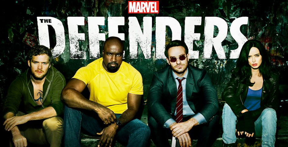 Nominee - Marvel's The Defenders Crosstalk