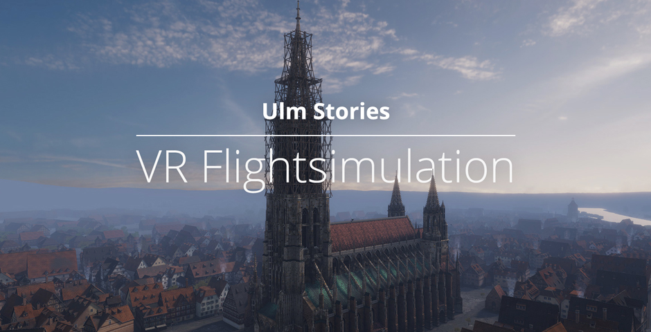 Nominee - Virtual Reality Ulm Experience