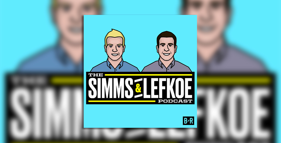 Nominee - The Simms & Lefkoe Podcast