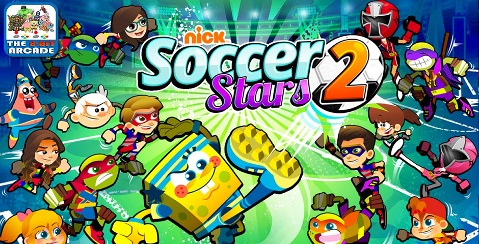 Nominee - Nickelodeon Soccer Stars 2