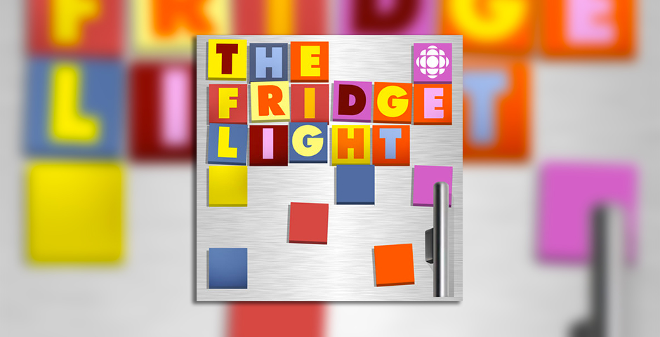 Webby Award Winner - The Fridge Light