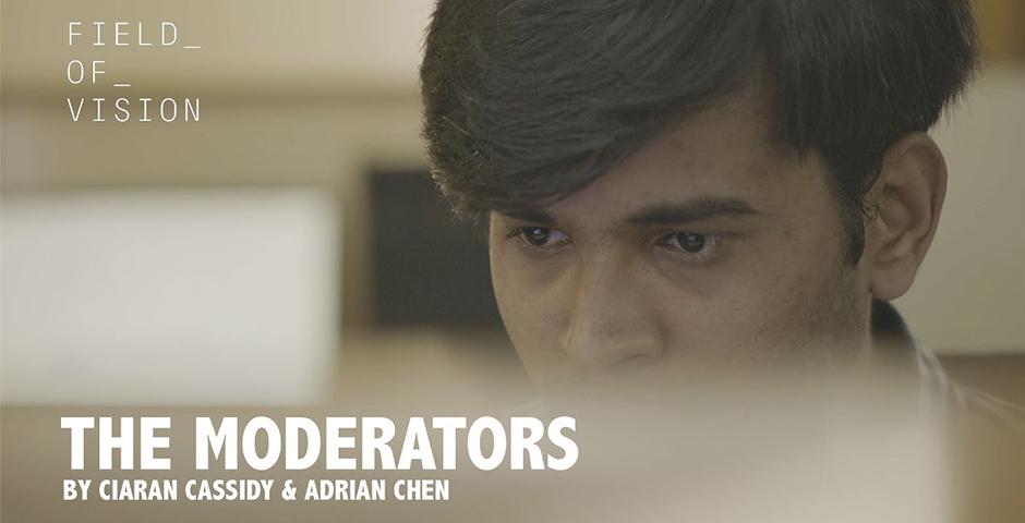 Webby Award Nominee - The Moderators