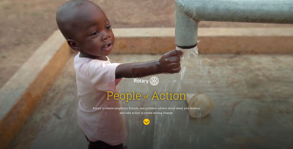 People's Voice - Rotary International