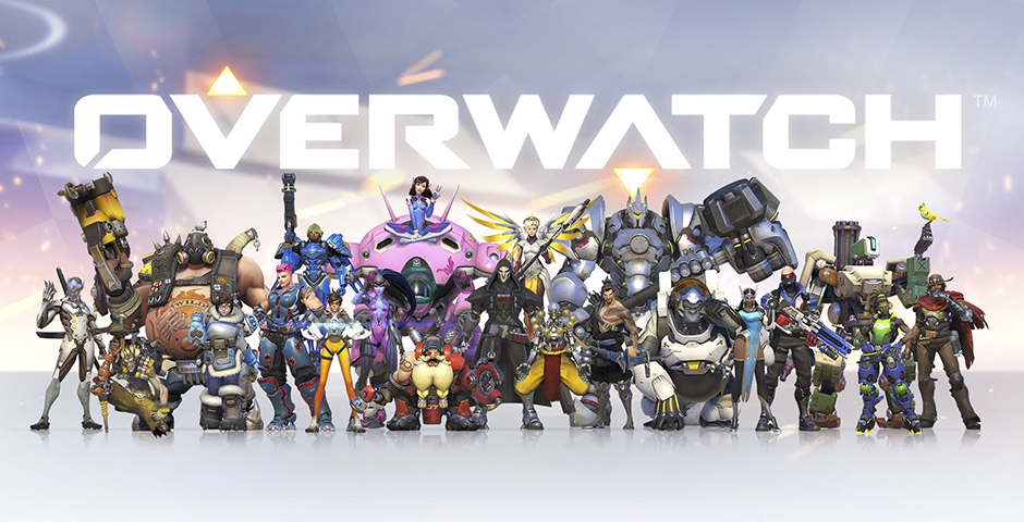 Webby Award Winner - Overwatch