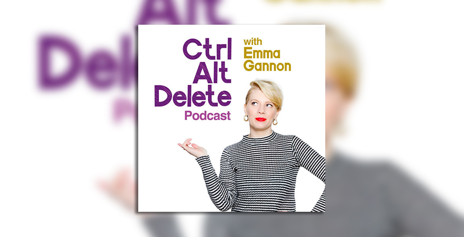 Nominee - Ctrl Alt Delete Podcast