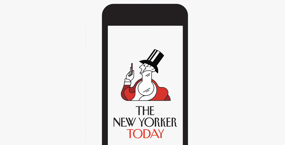 Nominee - The New Yorker Today App