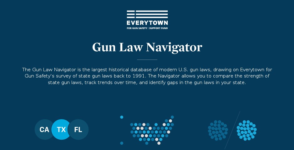 Webby Award Nominee - Gun Law Navigator