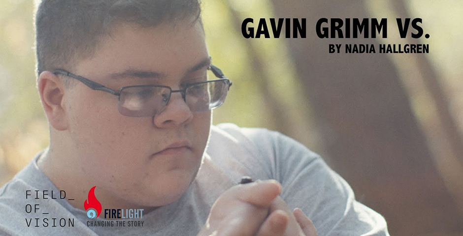Webby Award Winner - Gavin Grimm vs.
