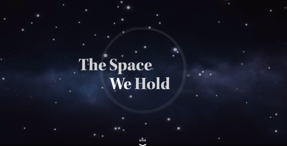 Nominee - The Space We Hold