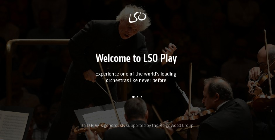 Nominee - LSO Play