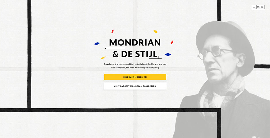 Honoree - 100 years of Mondrian