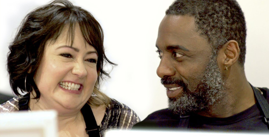 Webby Award Nominee - Omaze Campaign: Be Idris Elba's Valentine to Benefit W.E. Can Lead