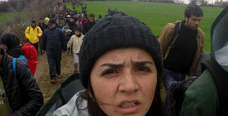 2018 Webby Winner - Escape from Syria: Rania\'s odyssey