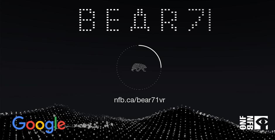 Nominee - Bear 71 VR