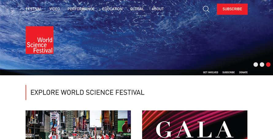 - World Science Festival