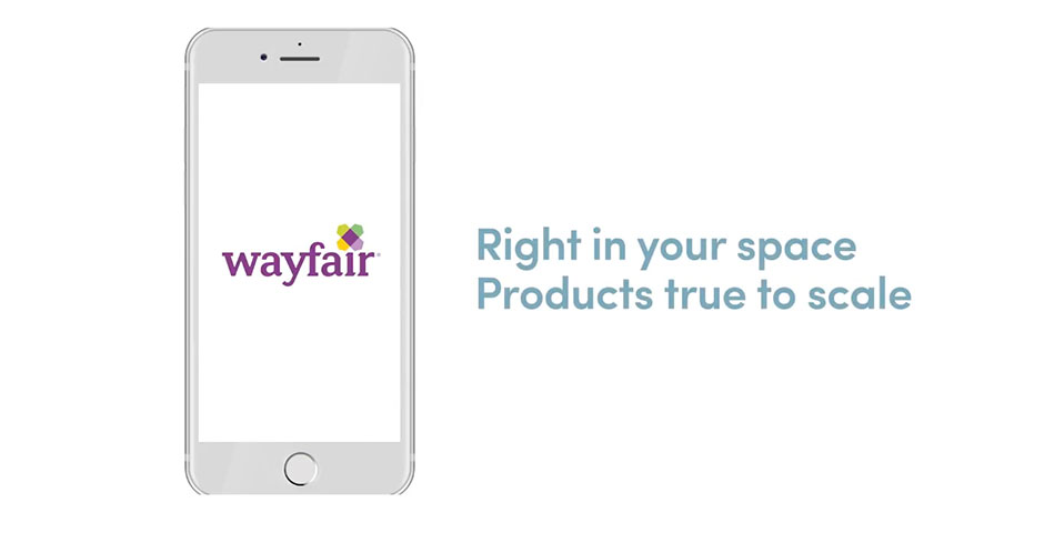 People's Voice / Webby Award Winner - Wayfair – Mobile Shopping & Discovery for Home