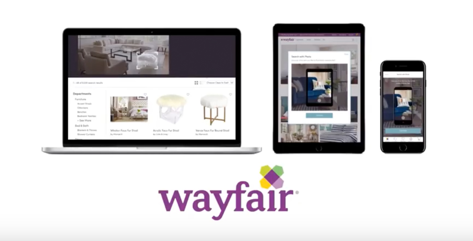 Nominee - Wayfair – Search with Photo