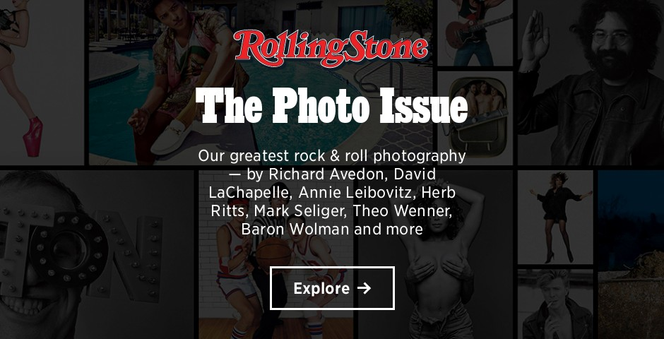 People's Voice - Rolling Stone:  The Photo Issue