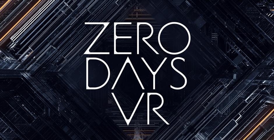 Webby Award Winner - Zero Days VR
