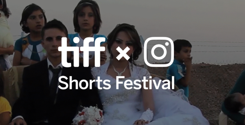 Webby Award Nominee - TIFF x Instagram Shorts Festival