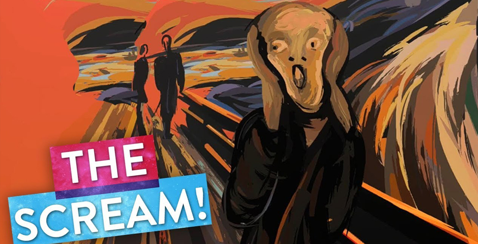 Webby Award Winner - Art Attack Masterworks