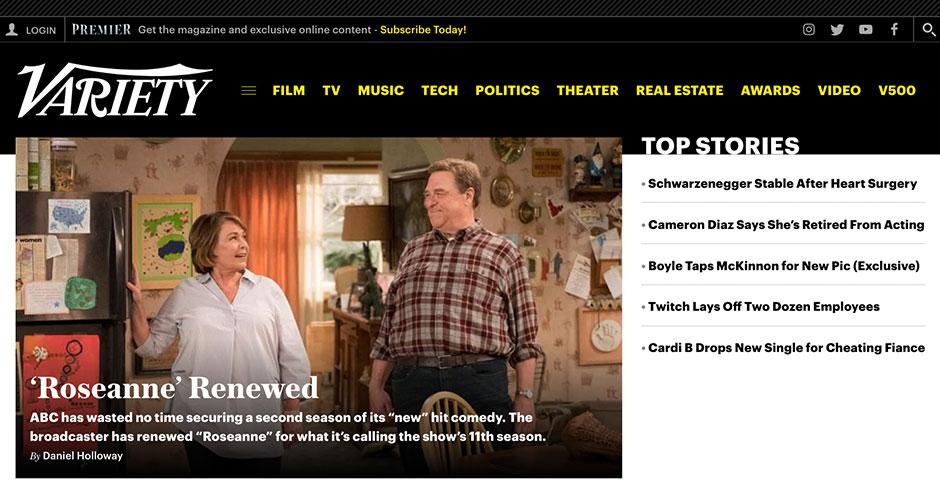 Nominee - Variety.com