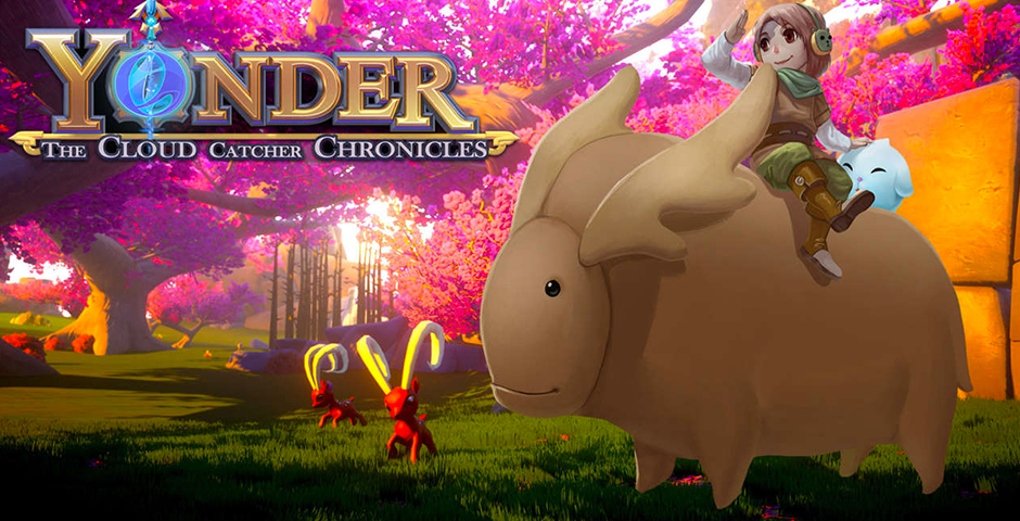 Nominee - Yonder: The Cloud Catcher Chronicles