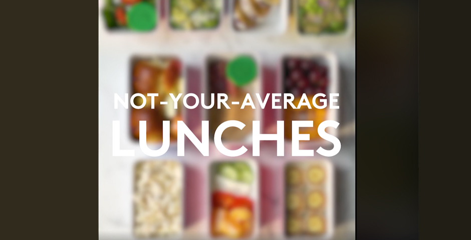Nominee - Not Your Average Lunches