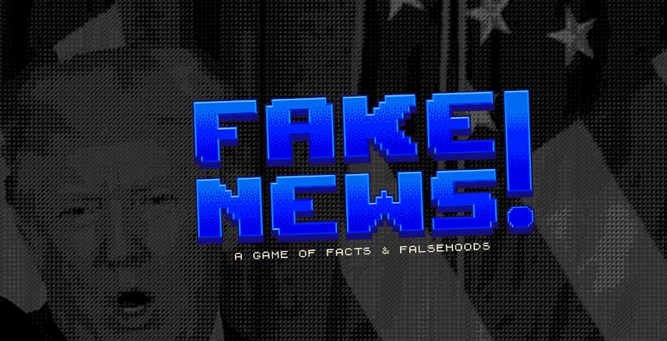 Webby Award Nominee - Fake News: The Game
