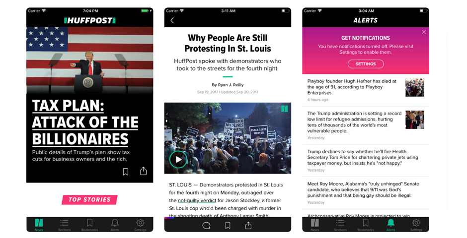 People's Voice - HuffPost App