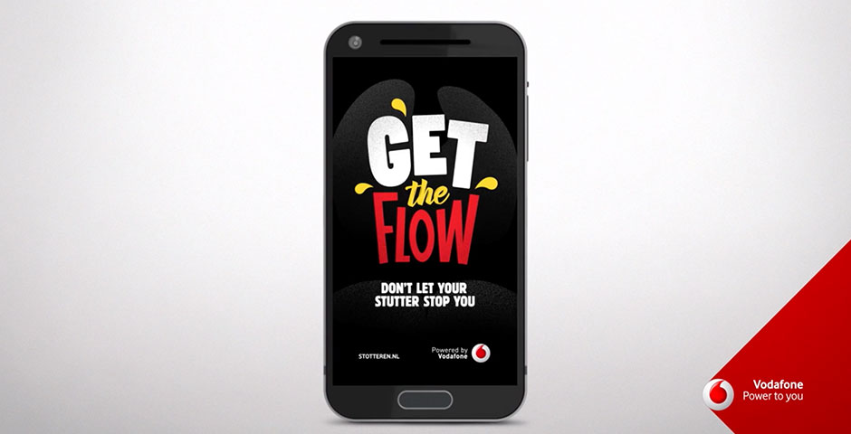 Vodafone Get the Flow