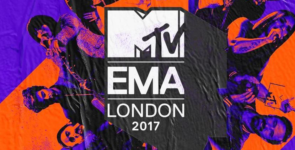 Nominee - 2017 MTV EMA – Entertainment, Events, Video