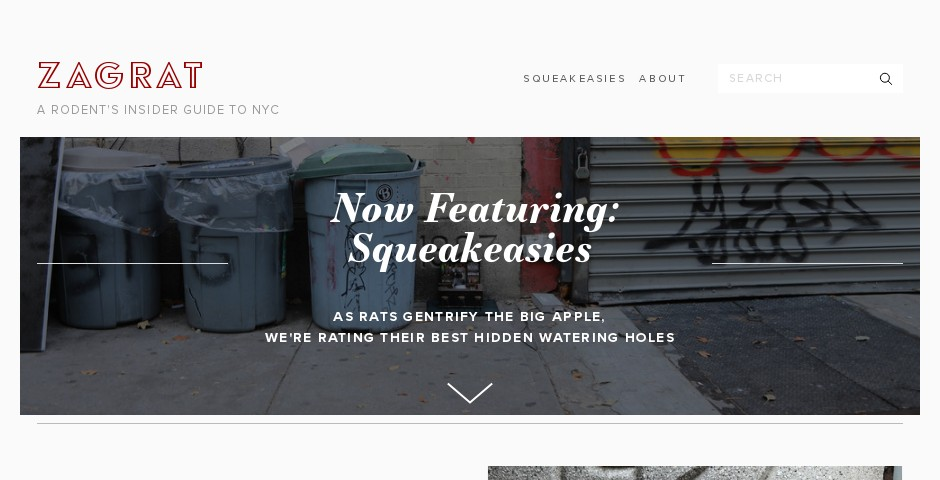 Nominee - SQUEAKEASIES OF NEW YORK