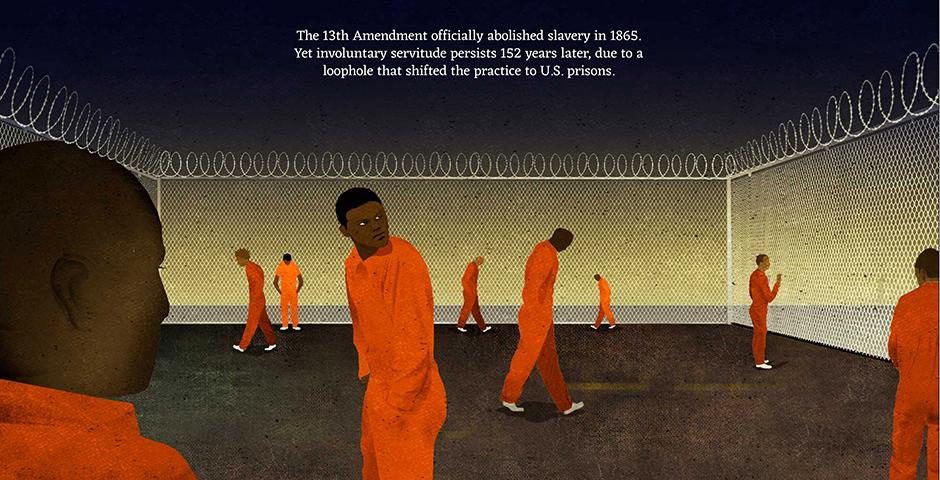 People's Voice - Netflix  | Plantation To Prison