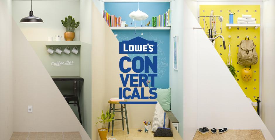 Nominee - Lowe's – Converticals