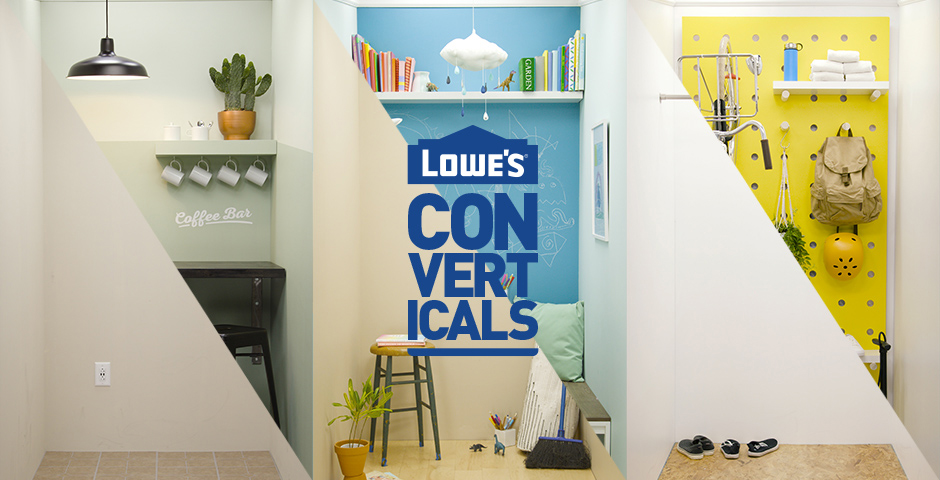 Nominee - Lowe's – Converticals