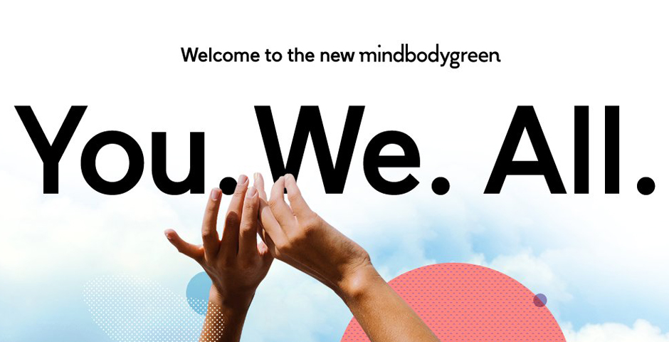 Webby Award Winner - mindbodygreen